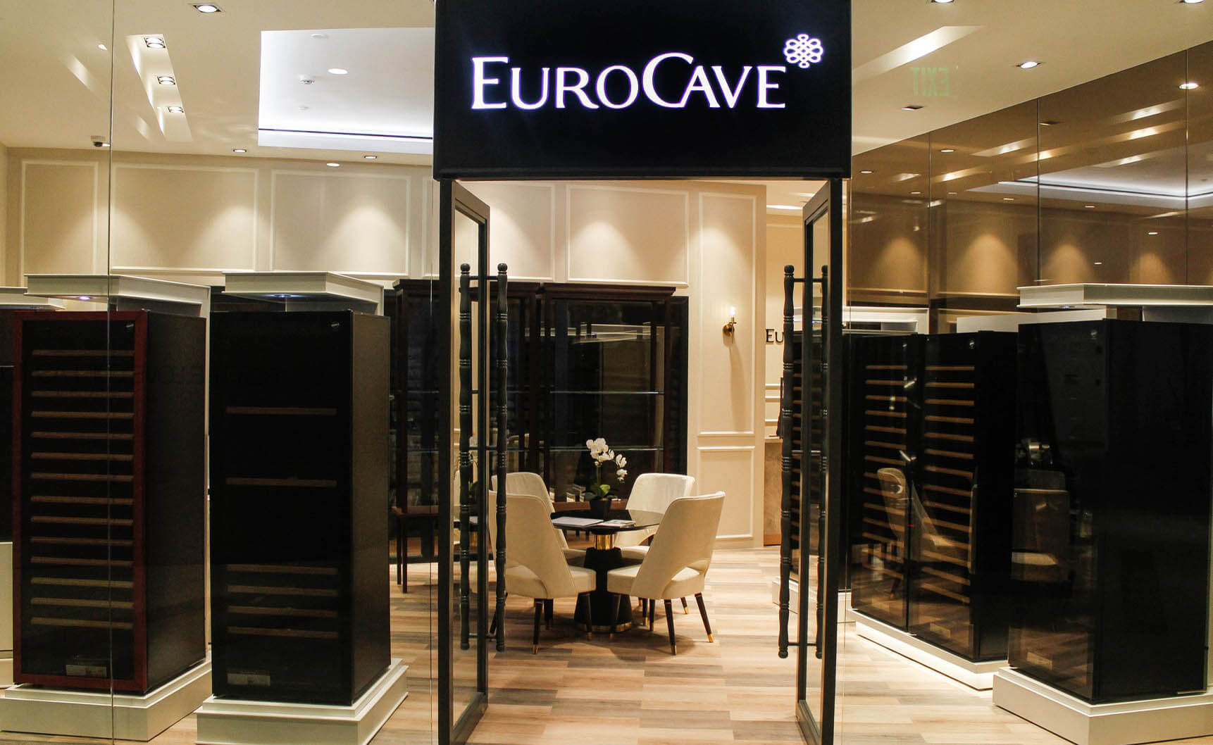 Eurocave store